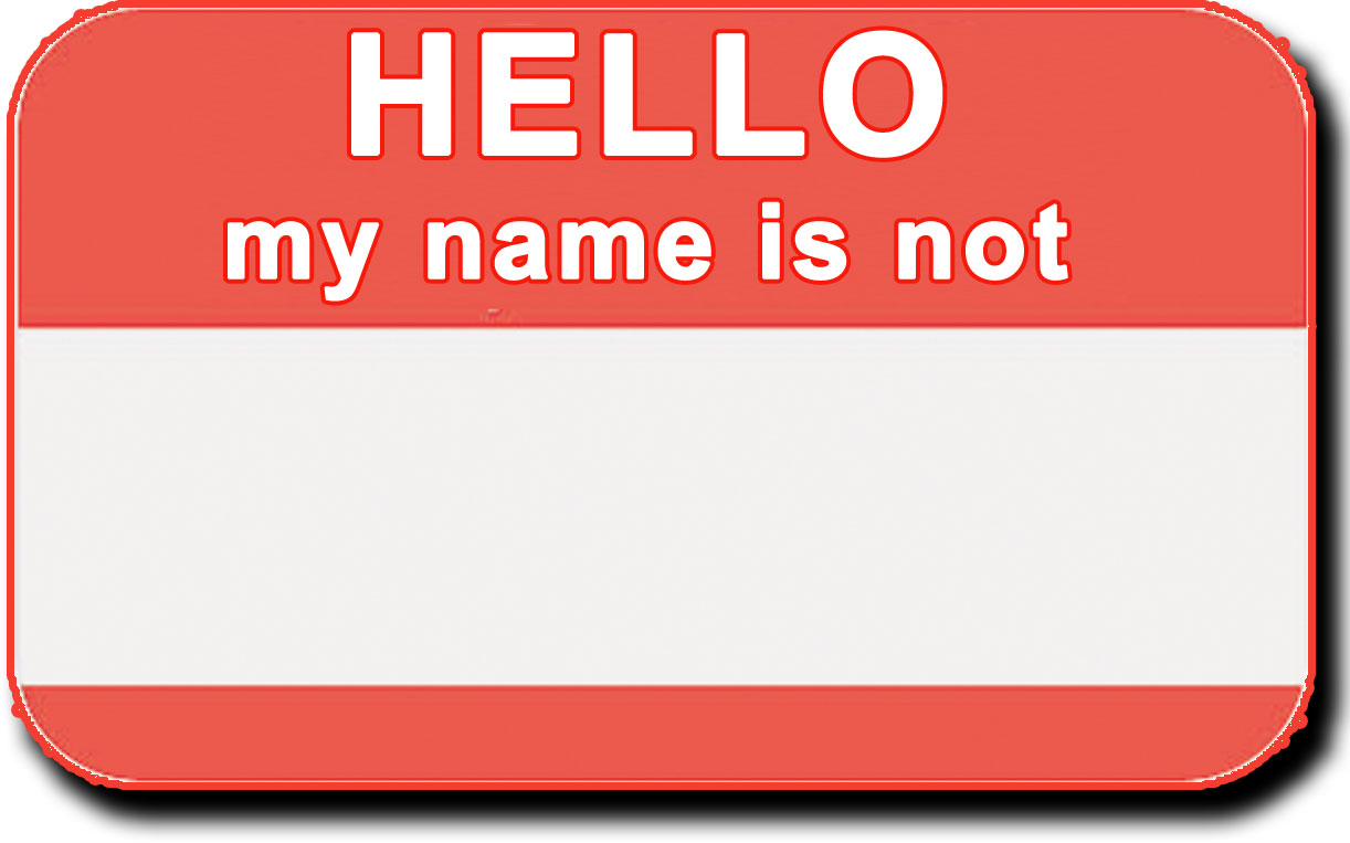 how to say my name is not in japanese