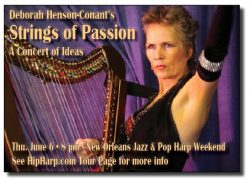 Louisiana Harp-Break with Strings of Passion