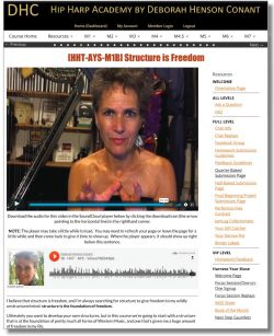 """Under the Hood at """"Hip Harp Toolkit"""""""