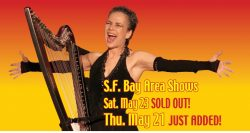 New Show Added in S.F. Bay Area – Thu. May 21!