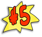 number-yellow-red-5