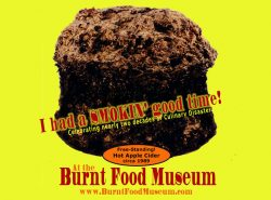 Deep Fried Disaster – Thanksgiving Stories from the Burnt Food Museum