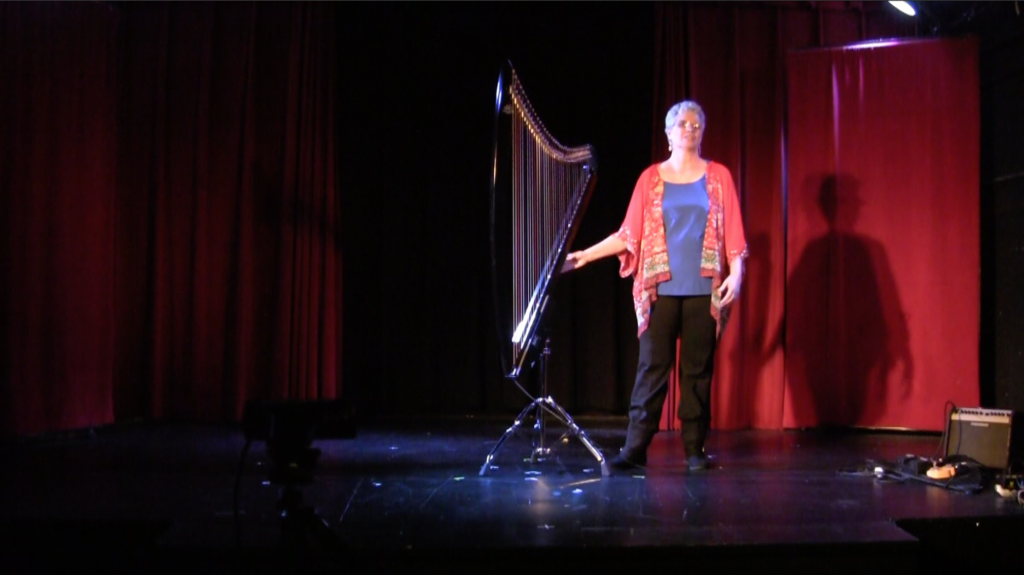 160811-SALLY-WALSTRUM-LIBRARIAN-BY-DAY-HARPIST-WITH-STORIES- BY-NIGHT-HYMM-Pluck-Cabaret-8