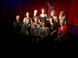 PLUCK Harp Cabaret Photo Gallery