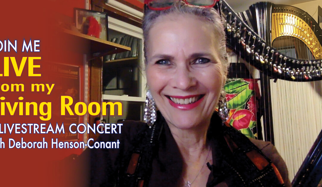 From My Living Room LIVE – Weekly LIVESTREAM Concerts