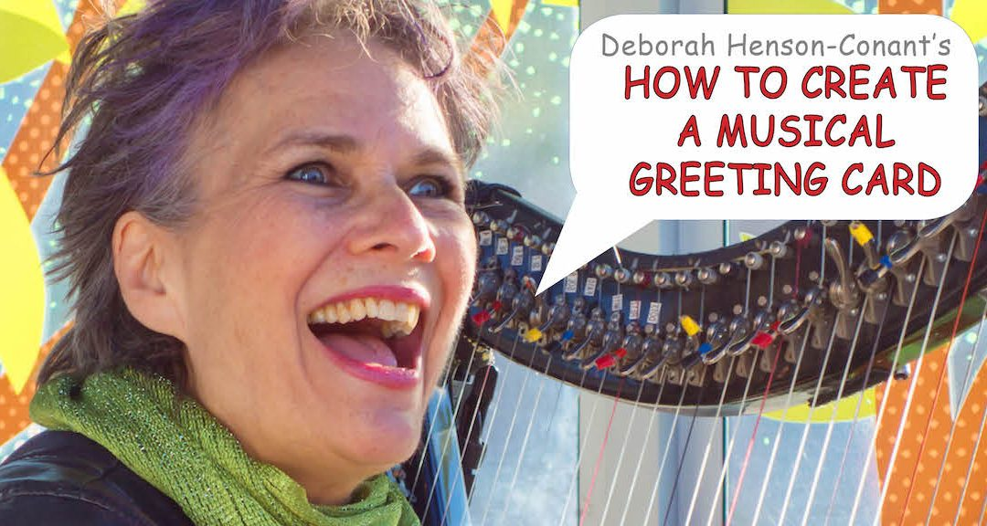 How to Create a Musical Greeting Card