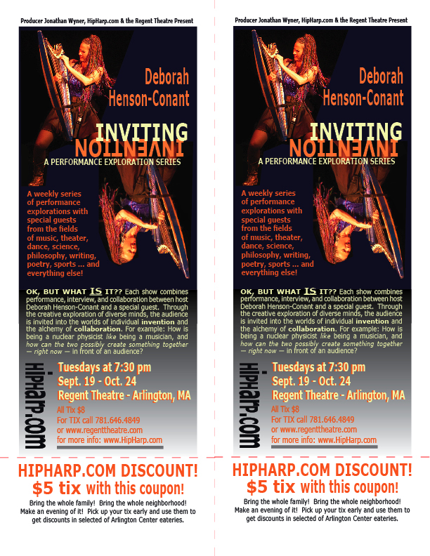 Dhc-Posters, Flyers & Coupons