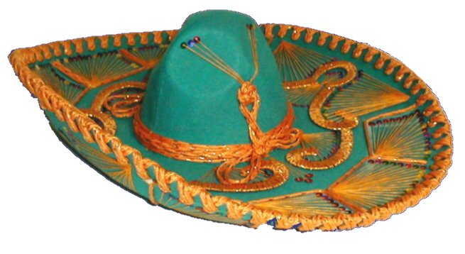 My Mother's Mexican Hat