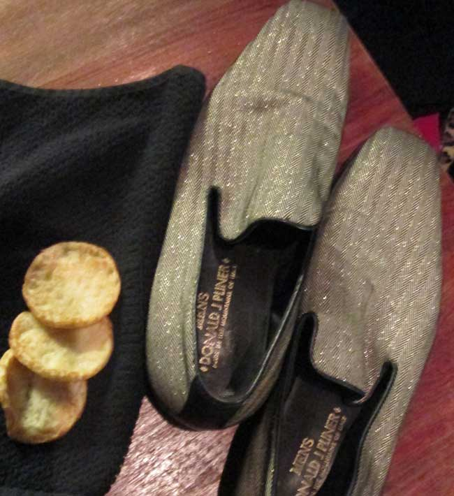 Pancakes & Shoes