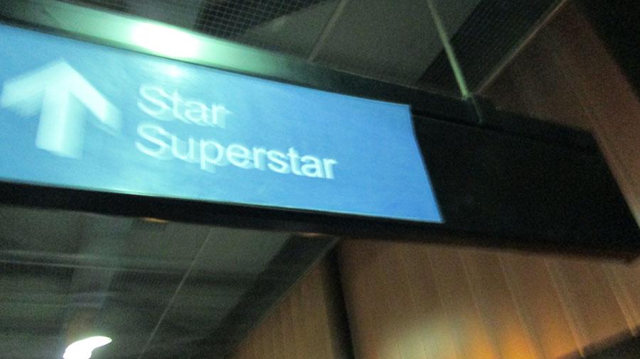 The Superstar Adventure (or Ferry to Estonia)