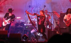 """HARPIST'S Guide to Steve Vai """"Story of Light"""" Show"""
