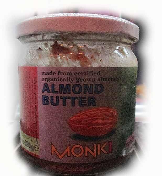 Almond butter in Oslo