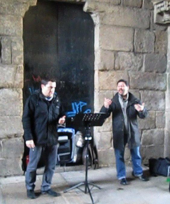 Operatic Interlude in Santiago