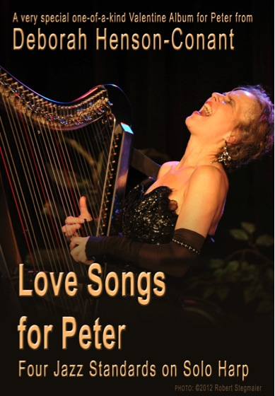 "Cover Image for ""Love Songs for Peter"" Jazz Valentine"