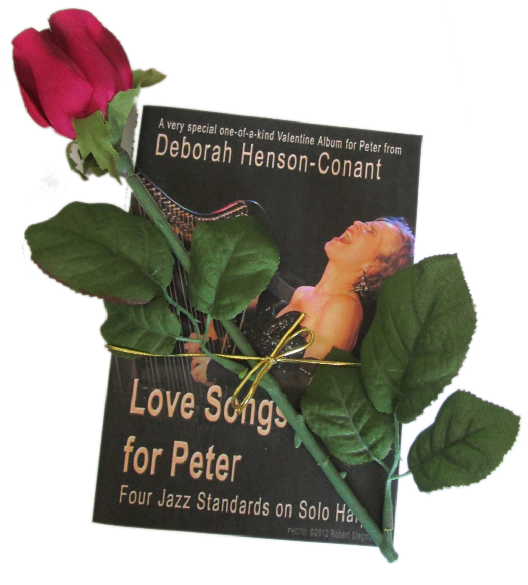 Love Songs for Peter with Rose