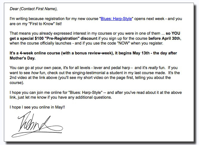 Dear contact first name deborah henson conant hipharp dear contact first name email spiritdancerdesigns Gallery