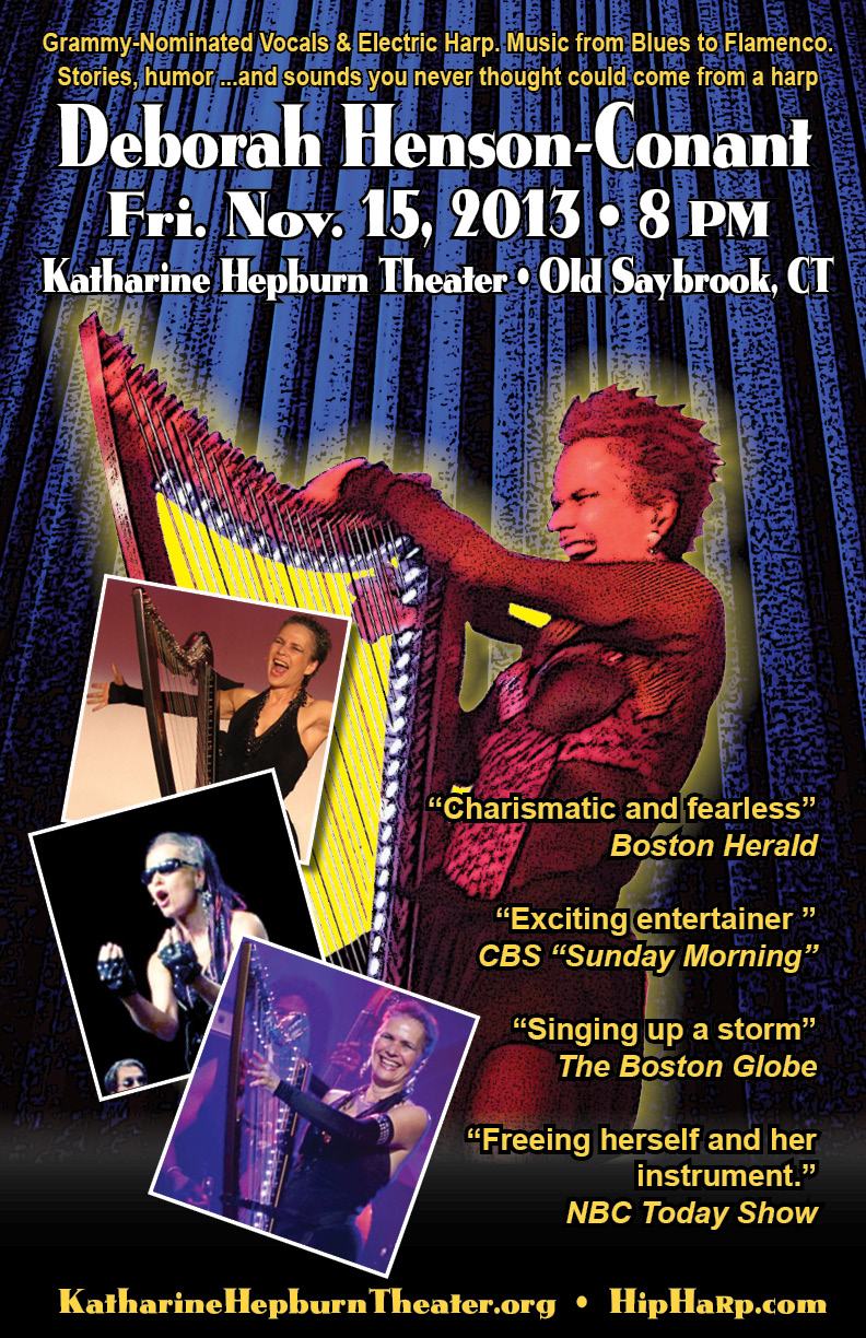 SOLO One-Woman Show at the Katharine Hepburn Theater