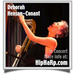 HipHarp Residency at Pacific Harps – May 21 & 22, 2016
