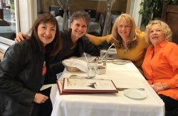 First-Ever Jazz Harp Masters Lunch in Hollywood