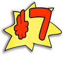 number-yellow-red-7