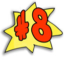 number-yellow-red-8