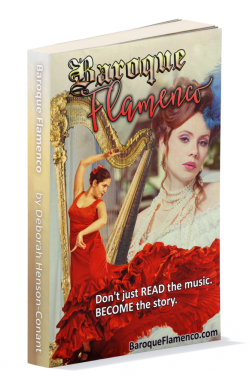 What if you could BECOME a Romance Novel??
