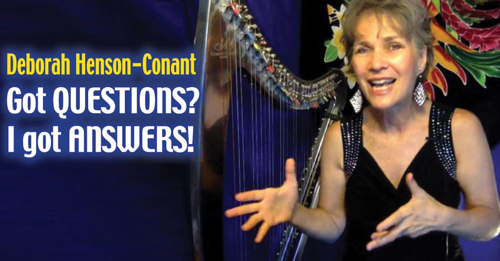 Harp Jam – online summer camp for Harpists: Q&A | Deborah Henson