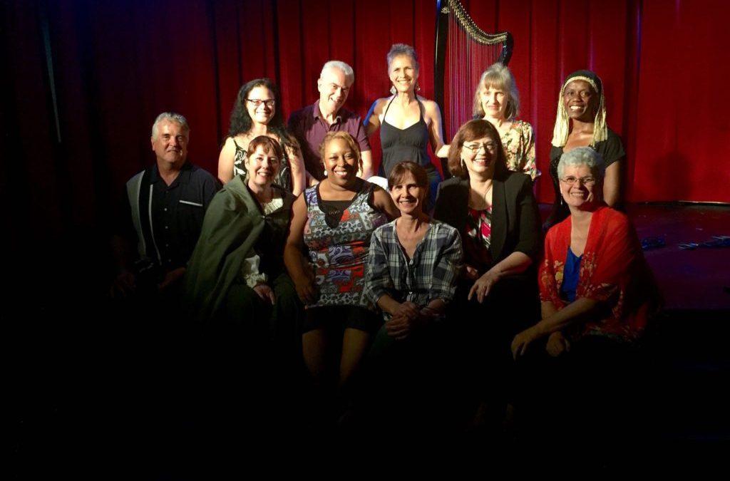 PLUCK Harp Cabaret Photo Gallery