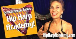 Hip Harp Academy – What it is & Why I do it