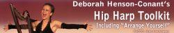 Hip Harp Toolkit & Arrange Yourself Fall 2016 Schedule