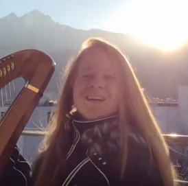 "NUSSBAUMER, Claudia ~ Final Beginning Project ""Hip Harp Toolkit"" 2016"