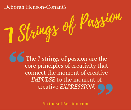 Strings of Passion ~ The Key to Creative Resonance