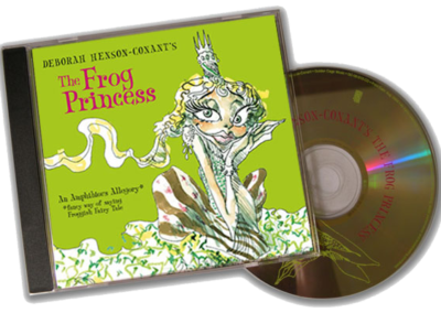The Frog Princess (Narrated Symphony Story)