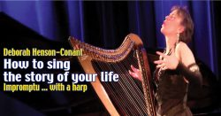 How to Sing the Stories of Your Life – Impromptu in Concert