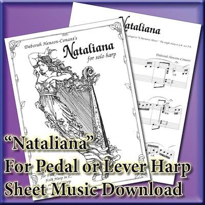 [Harp-Lever-Pedal] Nataliana