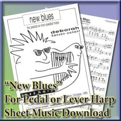 [Harp-Lever-Pedal] New Blues