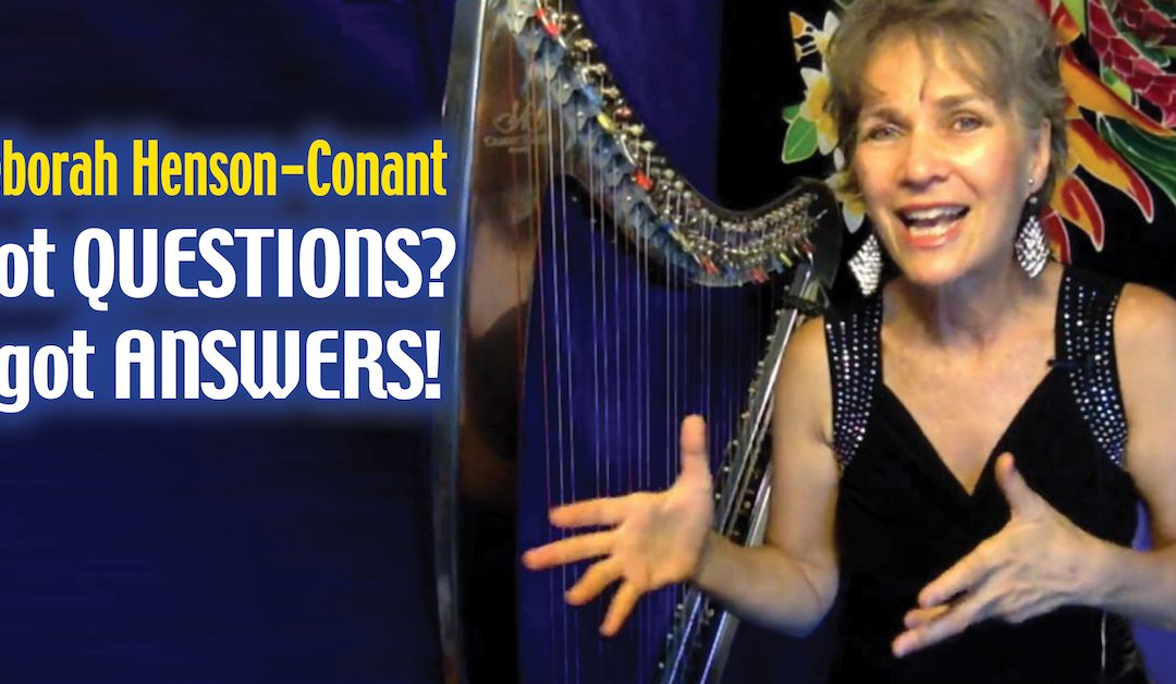 Summer Harp Jam – Got Questions? I got Answers!