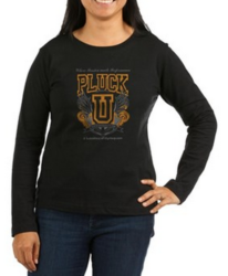 Long Sleeve Pluck-U Shirt