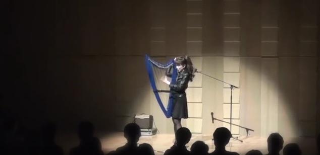 "She's playing my song… Mai Fukui's ""Baroque Flamenco"""