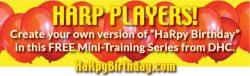 HaRpy Birthday Video-sharing Fun!