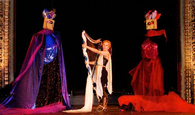 Electra's Lyre (Solo Music-Theatre)