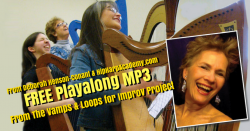Vamps & Loop Improv Project (Facebook LIVE Training!)