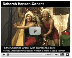 In the Christmas Grotto ~ A (Very) Imperfect Carol