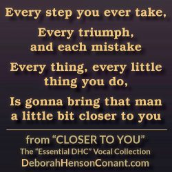 Closer to You (Lyrics)