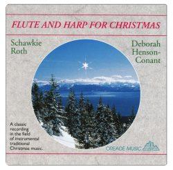Flute & Harp for Christmas