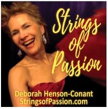 What are YOUR Strings of Passion?