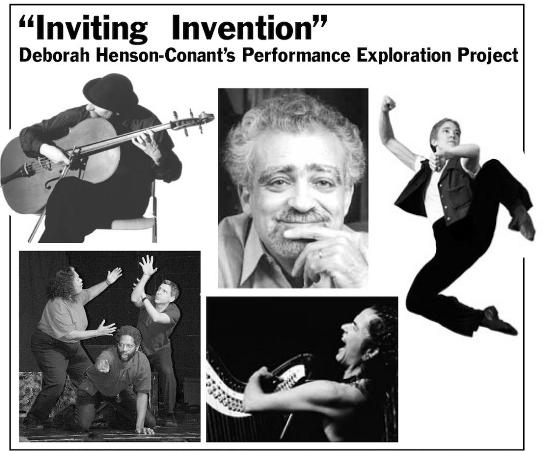 Inviting Invention (Cross-Discipline Improvisation Project)