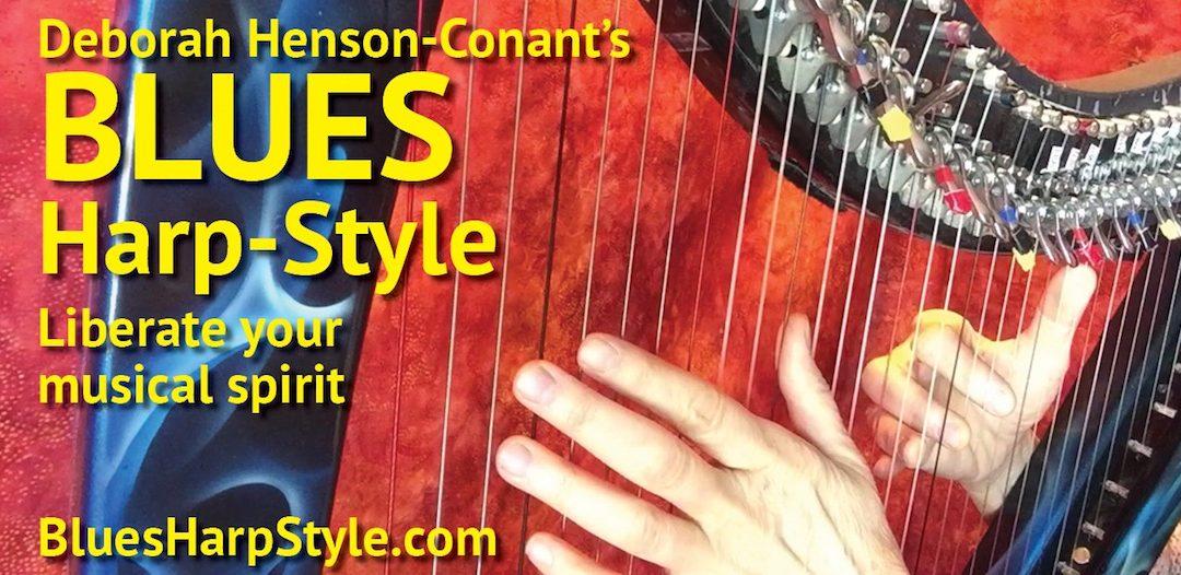 Blues Harp-Style – Early-Bird Ends Midnight Tonight