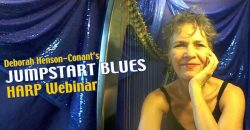 Jumpstart the Blues – FREE Webinar for Harp Players