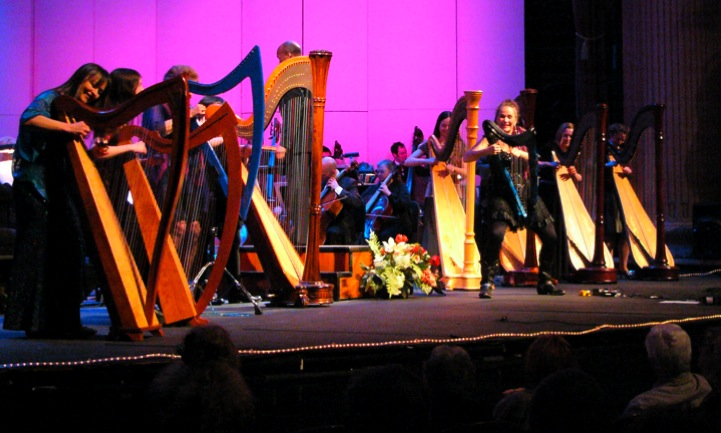 Meet the HARP-Breakers with Symphony TACOMA!